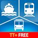 TransitTimes+ Trip Planner